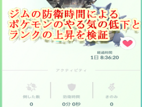 PokemonGO Yaruki Ranku